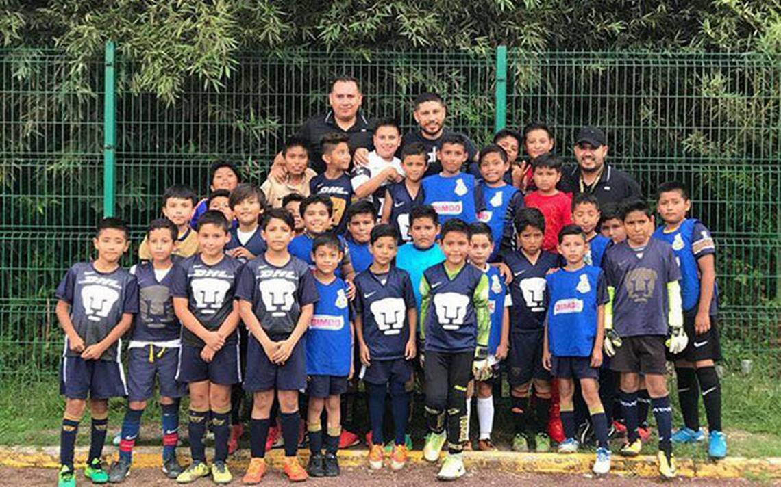 cómo rosario Skalk  Escuela de futbol local Pumas Fovissste sigue cosechando éxitos - Noticias  Locales, Policiacas, sobre México y el Mundo | Diario de Xalapa | Veracruz