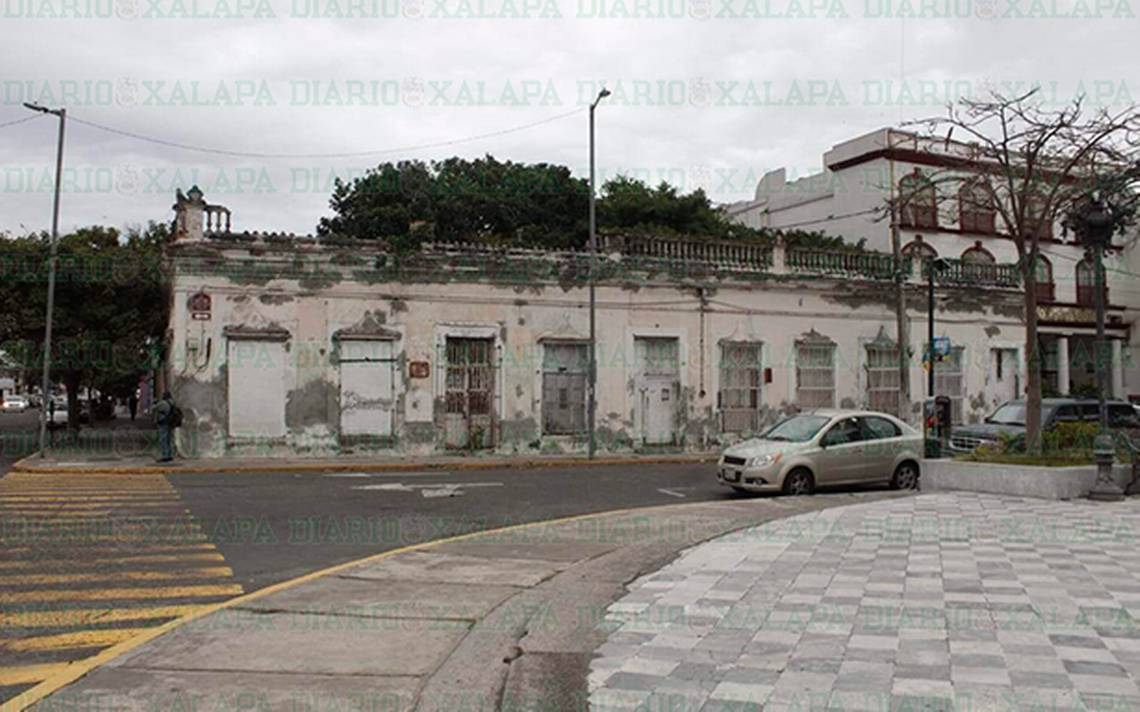 Se cae a pedazos el centro histórico de Veracruz; urgen a reactivarlo - Diario de Xalapa