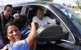 AMLO se despide de sus seguidores del puerto de Veracruz / Foto: René Corrales | Diario de Xalapa