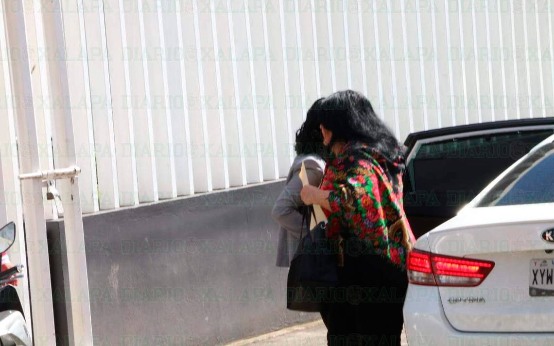 "Clementina ""N"" llegó a Pacho Viejo para escuchar imputaciones de la FGE - Diario de Xalapa"