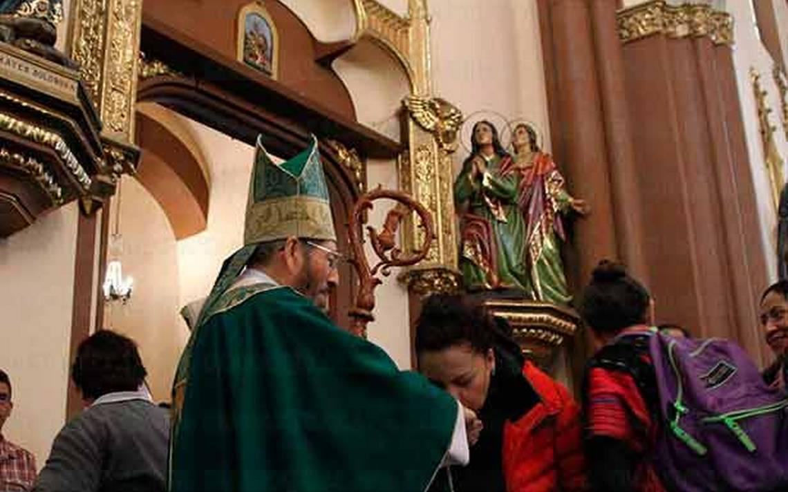 Estamos en tiempos apocalípticos: Arzobispo - Diario de Xalapa