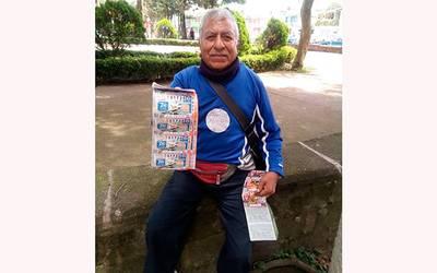 lo último 28f04 e9e13 Don José, el billetero que ha vendido el mismo número ¡con ...