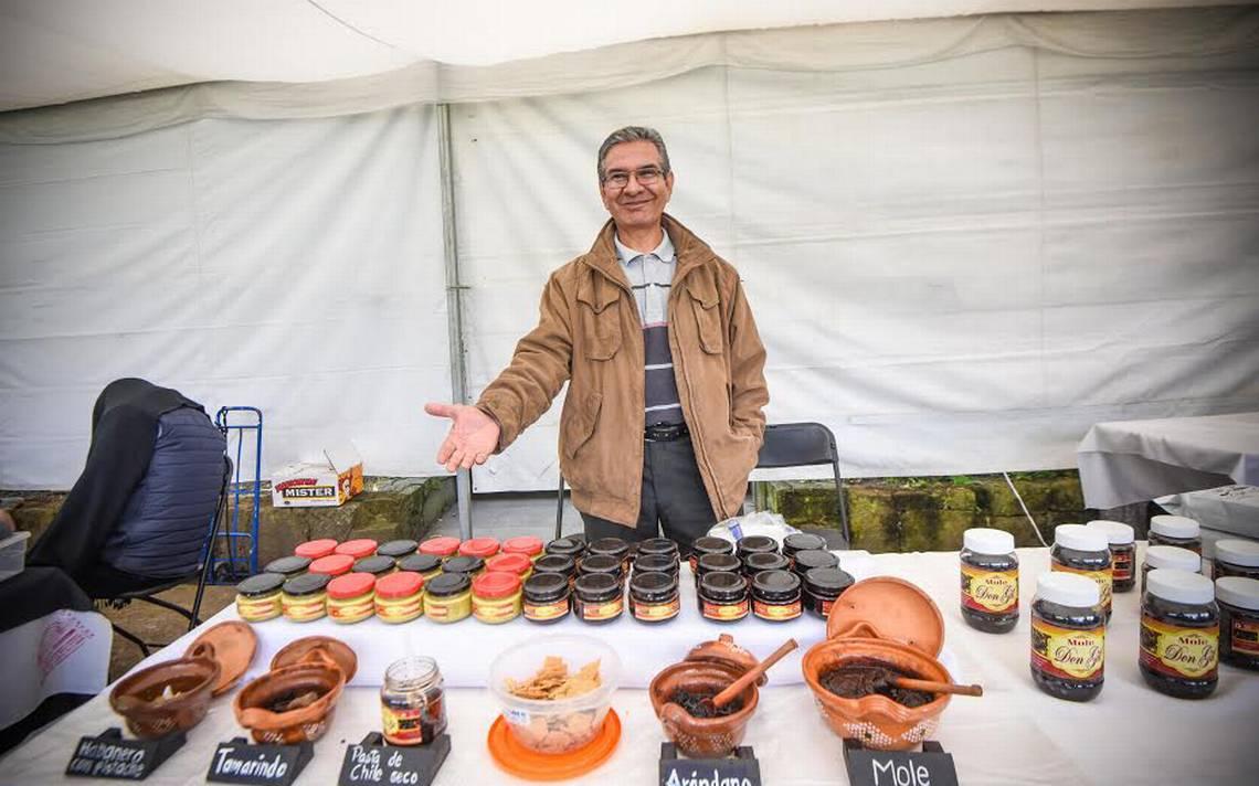 Concluye Festival de chiles, moles y salsas - Diario de Xalapa