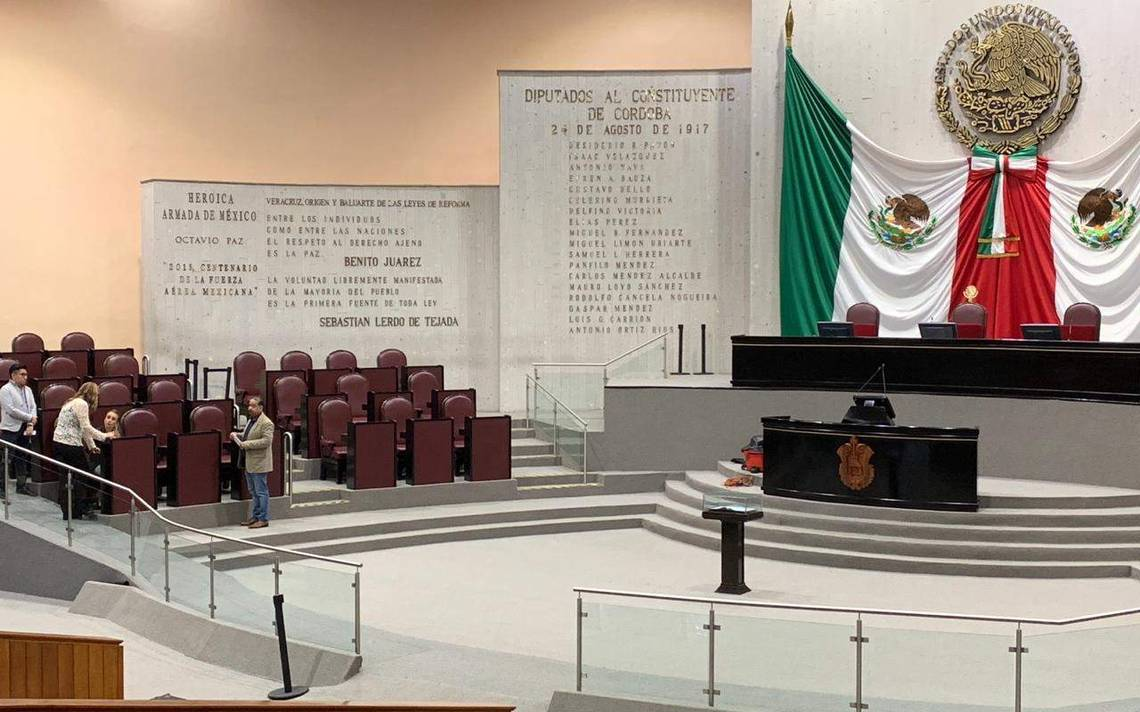 Comparecencia del gobernador fue modificada para que haya diálogo - Diario de Xalapa