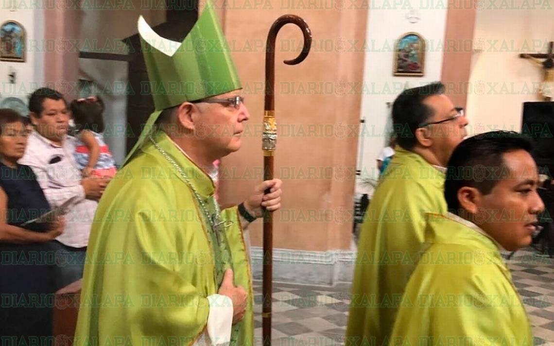 Iglesia Católica participa en las mesas de seguridad: Obispo - Diario de Xalapa